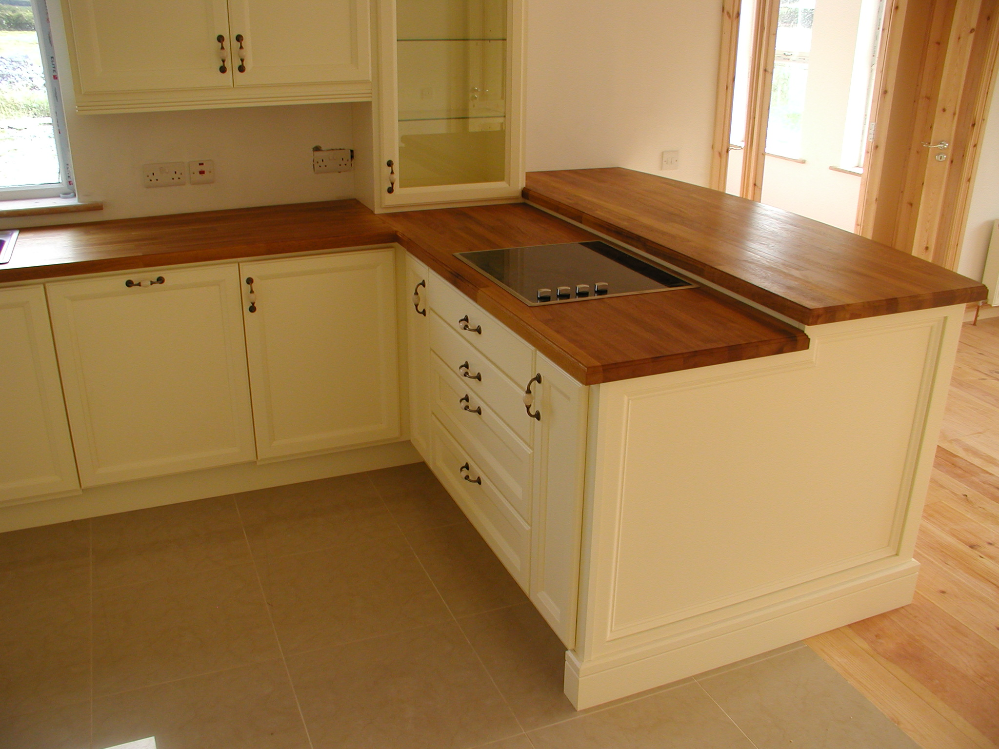 Cream Kitchens Thought forms ireland cream