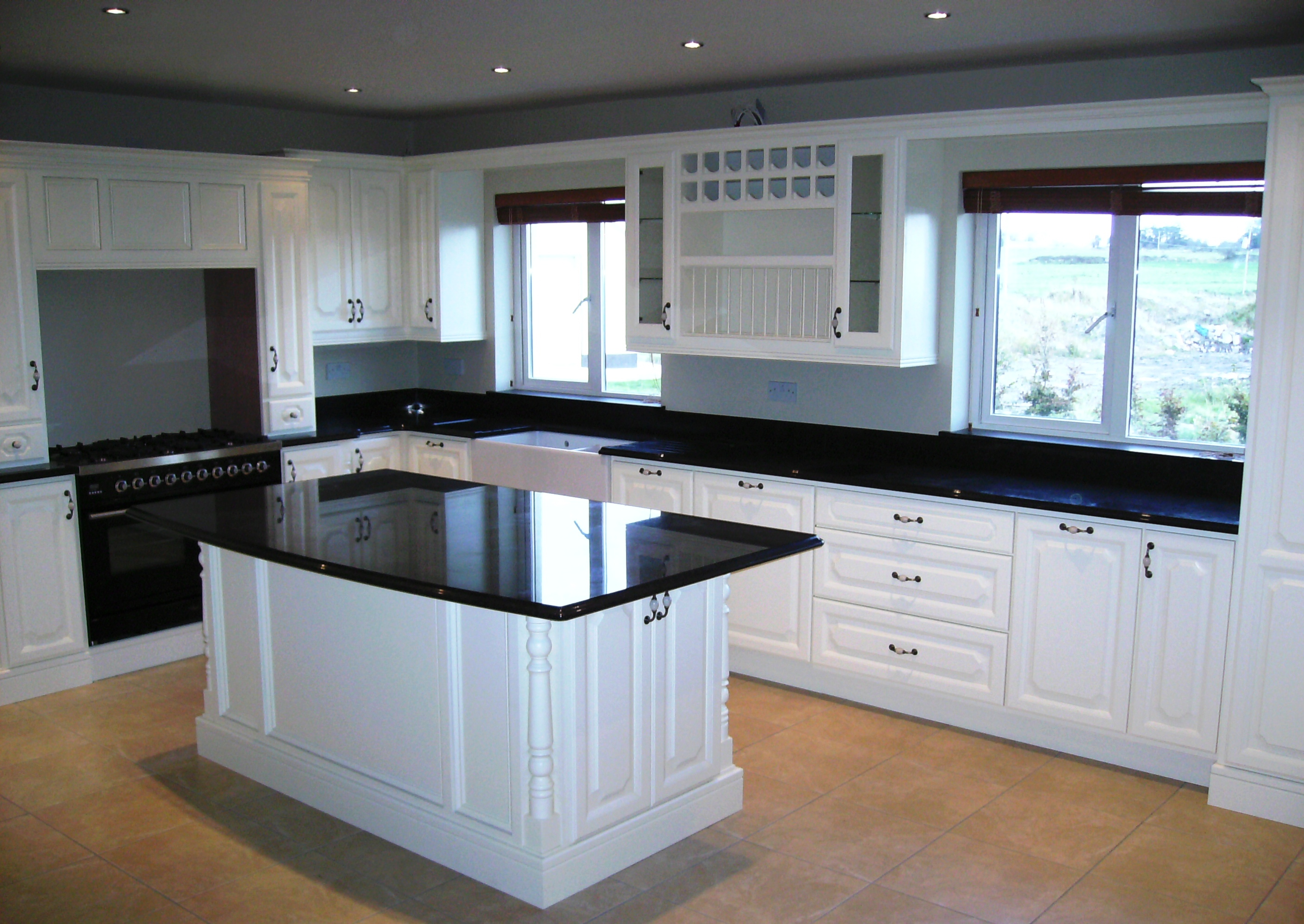 Cream kitchen designs ireland for Kitchens by design