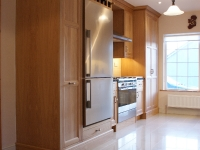 White Oak Kitchens 1