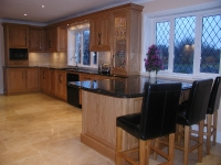 White Oak Kitchens 5